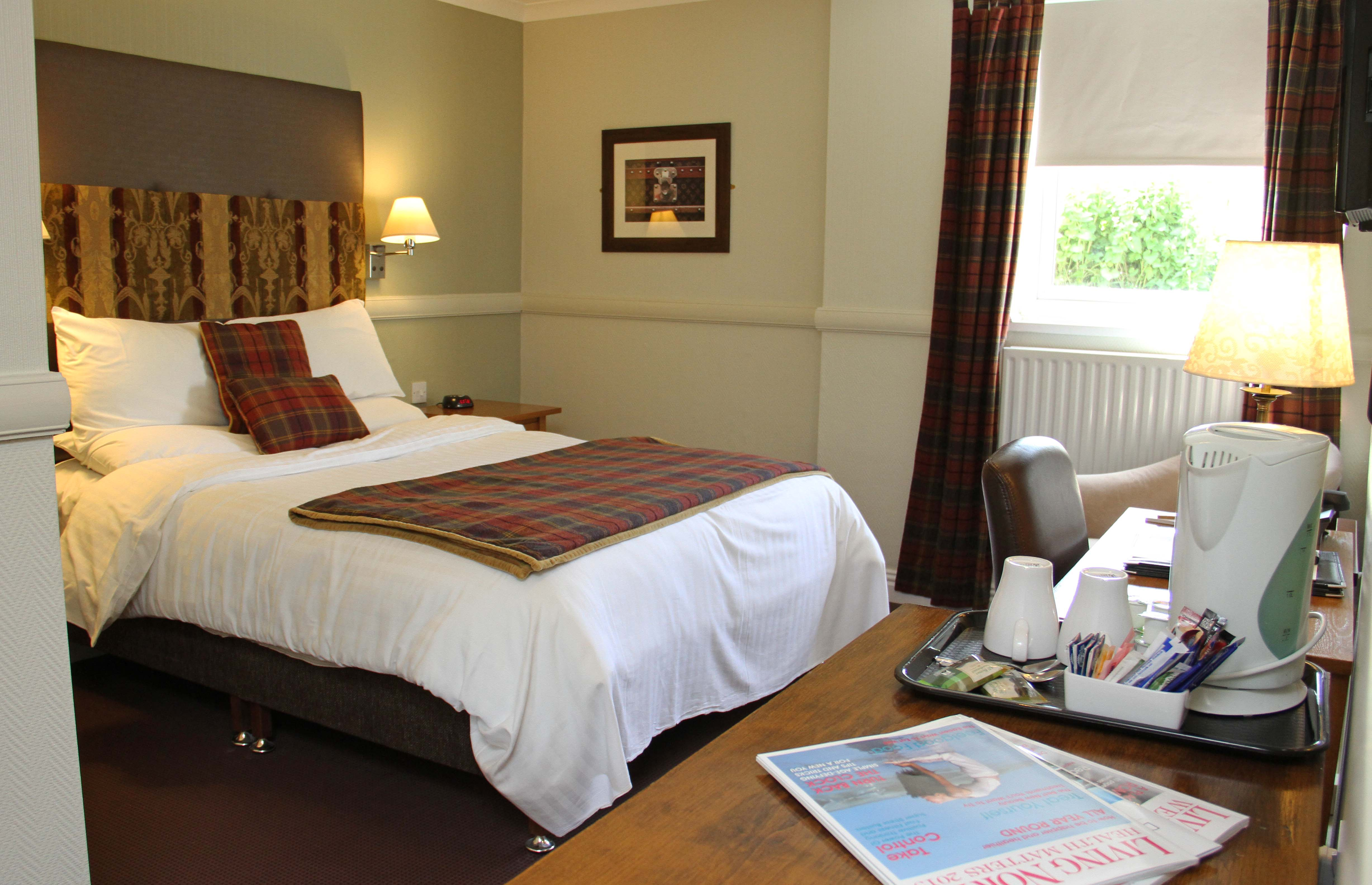 Courtyard, Double Room for Sole Occupancy