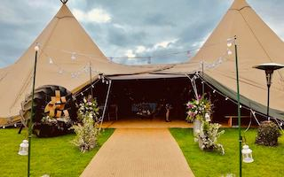 Tipi Wedding Package