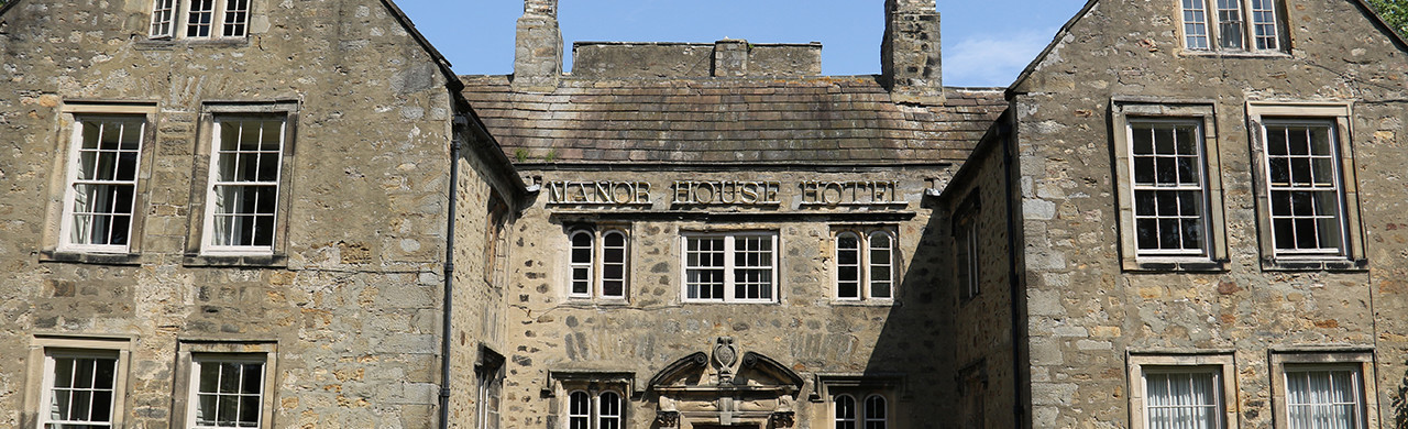About The Manor House Hotel